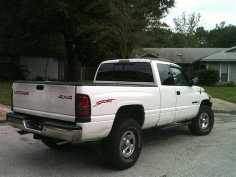1998 Dodge Ram 1500 Sport by Buy Used 1998 Dodge Ram 1500 Sport Extended Cab 2