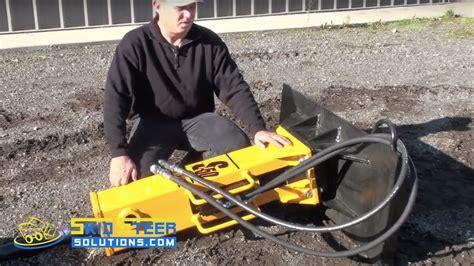 skid steer hydraulic breaker concrete breaker  concrete breaker product introduction