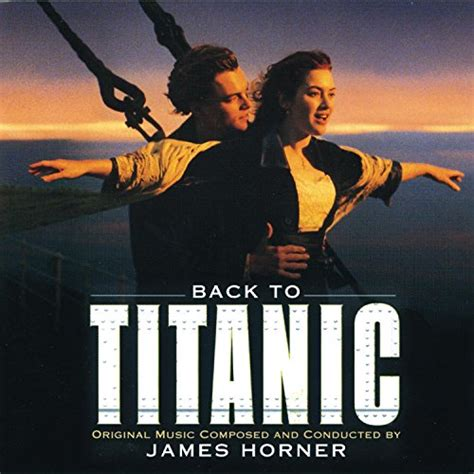 james horner download back to titanic soundtrack album