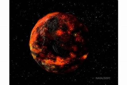 Moon Water Asteroids Magma Lunar Ocean Comets