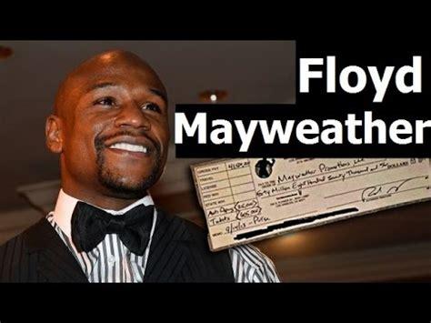 floyd mayweather weight