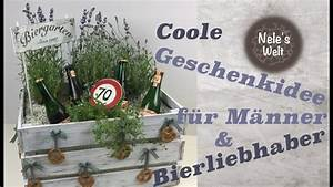Weihnachtsgeschenke Für Den Mann : geschenk f r m nner selber machen biergarten diy geschenkideen diy anleitung by nele youtube ~ Orissabook.com Haus und Dekorationen