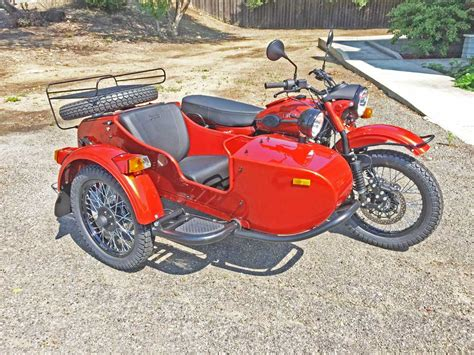 Modification Ural Gear Up by 2017 Ural Gear Up 2wd Sidecar The Russian Sport Utility