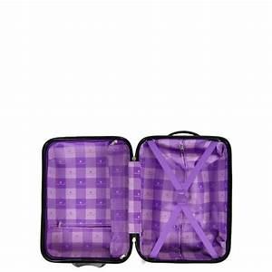 Valise Enfant Fille : valise enfant type cabine policarbonate ~ Teatrodelosmanantiales.com Idées de Décoration