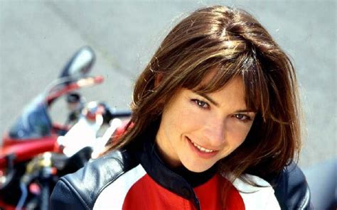 Suzi Perry designs BKS motorcycle riding gear