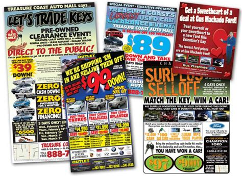 used car ads the comical world of dealer internet advertising the