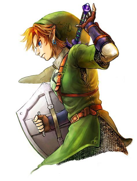 The Legend Of Zelda Twilight Princess Link Zelda