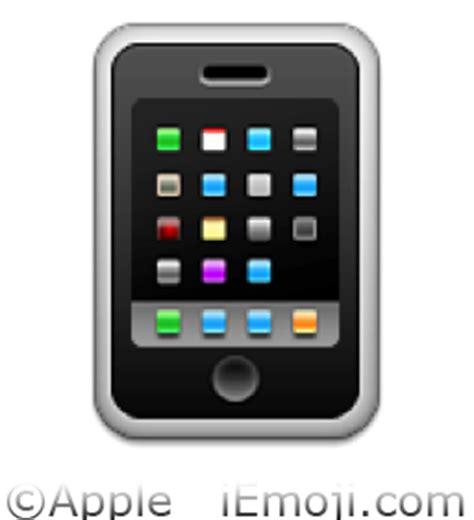 emoji phone mobile phone emoji u 1f4f1 u e00a