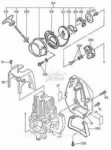 Robin  Subaru Ec03 Magic Screed Parts Diagram For Recoil