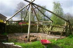 Feuerstelle im garten bauen for Feuerstelle garten mit dach balkon selber bauen