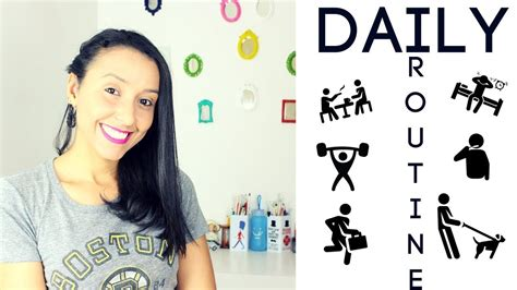 Daily Routine in English - Learn How To Talk About Your ...