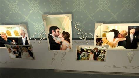 wedding photo album  effects template youtube