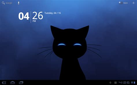 Stalker Cat Live Wallpaper  Android Apps On Google Play