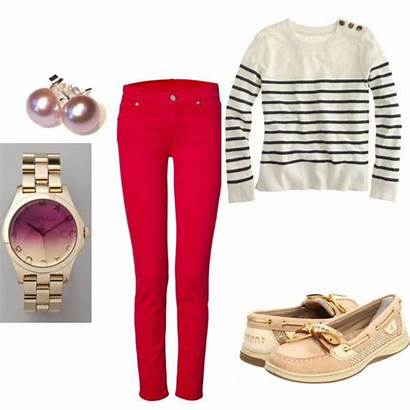 Sperrys Outfits Nautical Polyvore