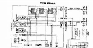 Free Auto Wiring Diagram  Nissan 300zx Power Supply Routing Wiring Diagram