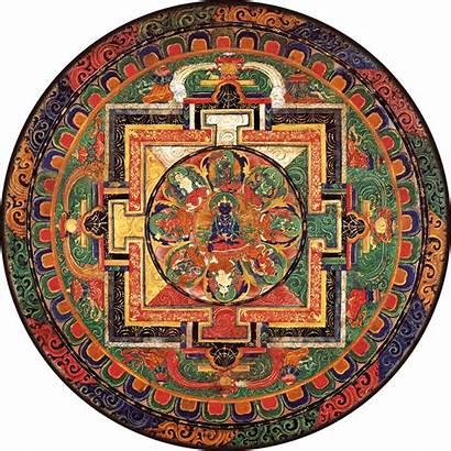 Mandala Mandalas Akshobya Ocean