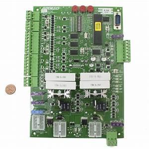 Nice Apollo 836 Control Board For All Etl Dual Gate Operators Circuit Board