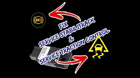 solved fix service stabilitrack  service traction