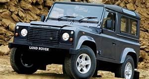 Land Rover Defender 3 Puerta 1996