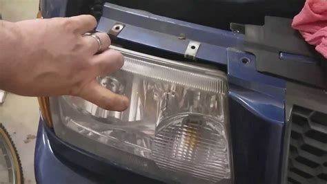 ford ranger replace headlight bulbs mazda
