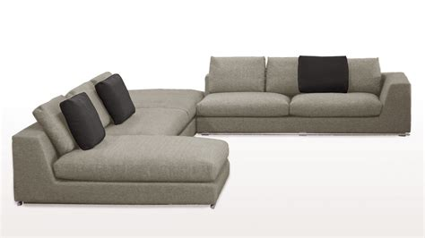 Low Profile Sectional Sofa Low Profile Sofa Great Thesofa