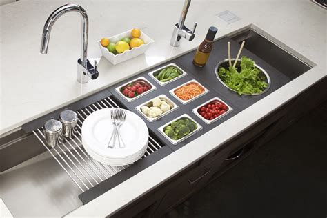 galley kitchen sink for the press 1176