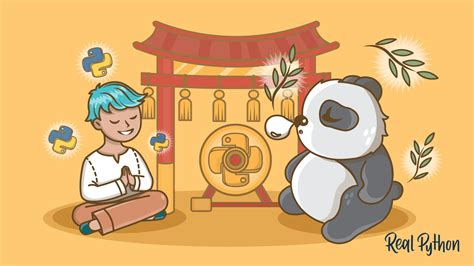 pandas python panda features compress clipart data tricks know science library realpython clipground