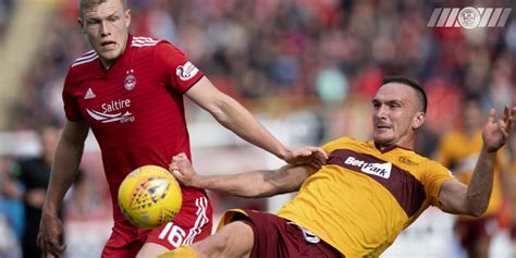 In Numbers: Previewing Aberdeen away | Motherwell Football ...