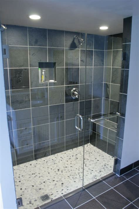 attractive brown mosaic wall ceramic bath tile  clear