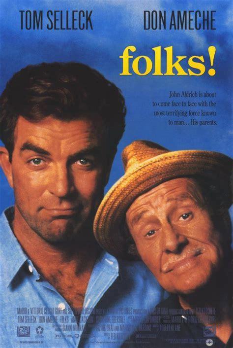 folks starring tom selleck don ameche anne jackson