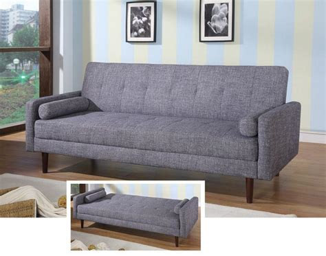 Gray Sleeper Sofa by Modern Sleeper Sofa Grey Color Loccie Better Homes