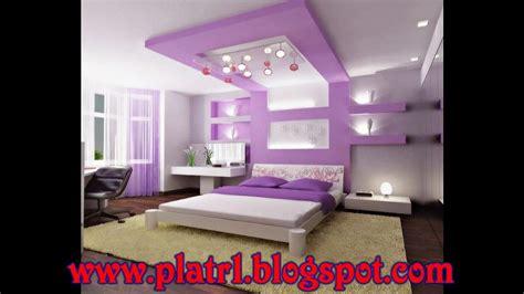 decoration platre 2016 chambre a coucher