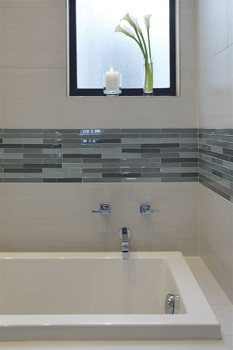 contemporary bathroom tile ideas fantastic peel and stick glass tile decorating ideas