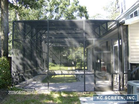 orlando patio screen enclosure kc screen