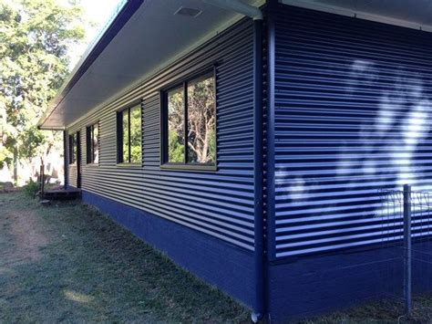 ian qld house cladding house exterior small house remodel