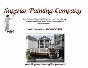 7 best images of painting business flyers house painting With painting flyers templates free