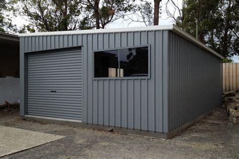 garages  sheds roller doors ranbuild