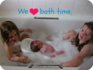 231 366 bath time with three would like to be for Bathroom girls pic
