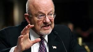 Sen. Graham: Intelligence chief James Clapper should ...
