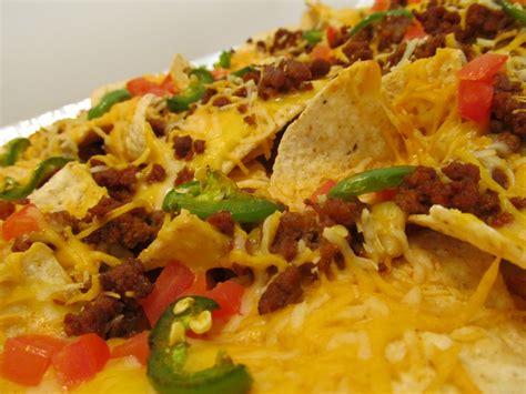 nacho recipes nachos recipe dishmaps