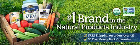 Garden Of Products by Probiotics Protein Vitamins Garden Of Shop