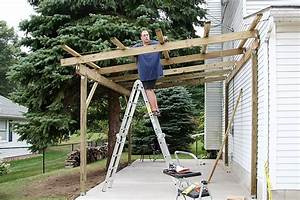 diy building carport plans » woodworktips