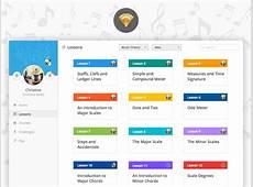 DiscoMusica – Web UI Kit Freebie Download Sketch