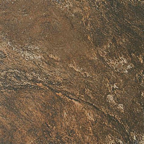 daltile franciscan slate terrain marrone 18 in x 18 in
