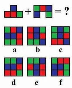 Best Brain Teasers: Pattern Image Equation Puzzle