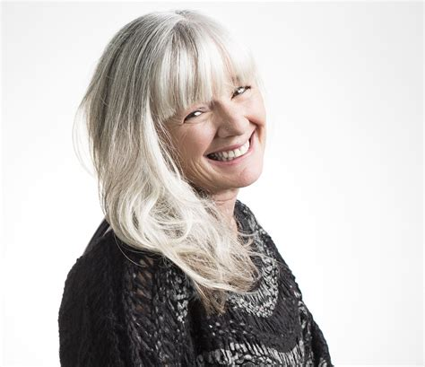 Forget Hair Dye Grey Is The New Bombshell Avenue Calgary