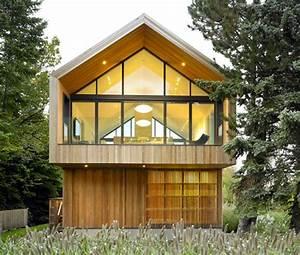 Modernes Haus Satteldach : modernes einfamilienhaus holz satteldach google s k ~ A.2002-acura-tl-radio.info Haus und Dekorationen