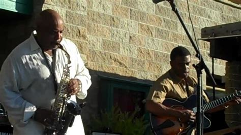 Gerald Albright And Norman Brown Perform Georgia On My
