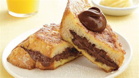Chocolate Stuffed French Toast Recipe Bettycrocker