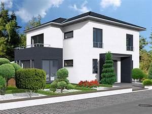 Hausbaufirmen Rheinland Pfalz : stadtvilla gr nstadt sc massivhaus wonnegau ~ Markanthonyermac.com Haus und Dekorationen